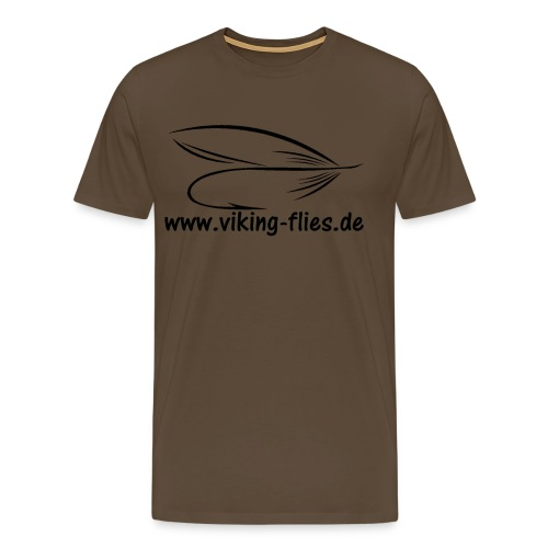 Viking Flies - Männer Premium T-Shirt