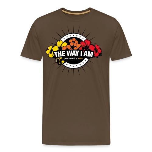 T Shirt The Way I Am Miami 2007 1 - Männer Premium T-Shirt