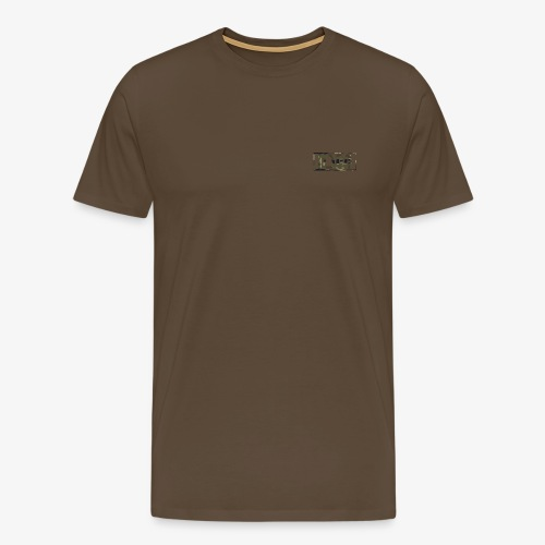 Urban Camo - Brown - Men's Premium T-Shirt