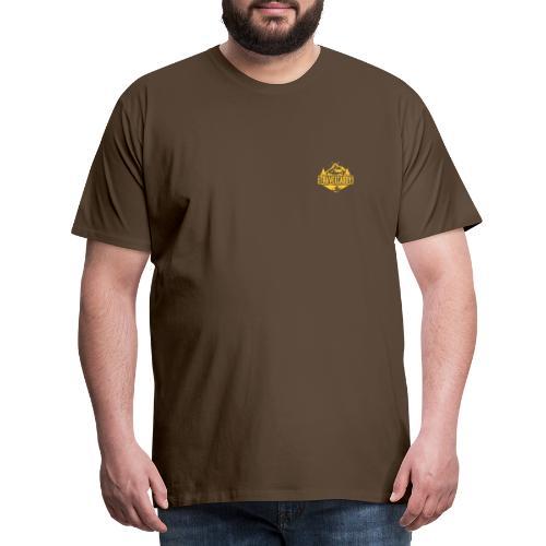 Original Travelcaddy.de Merchandise - Männer Premium T-Shirt