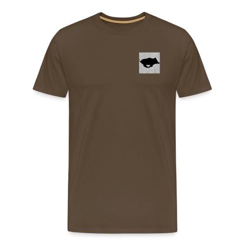 Sanglier - T-shirt Premium Homme