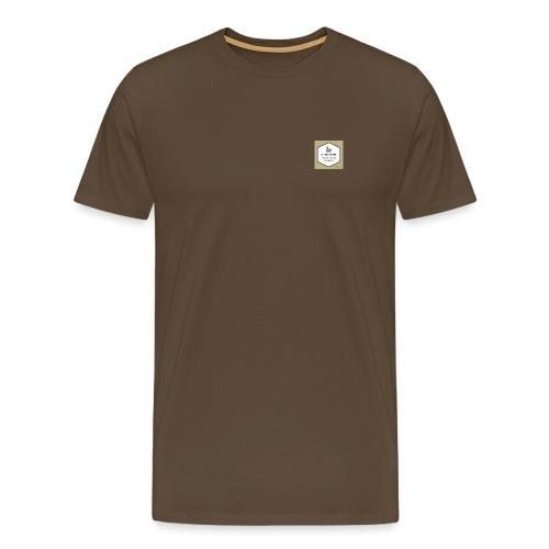 logo Vivo mis Padres - Camiseta premium hombre