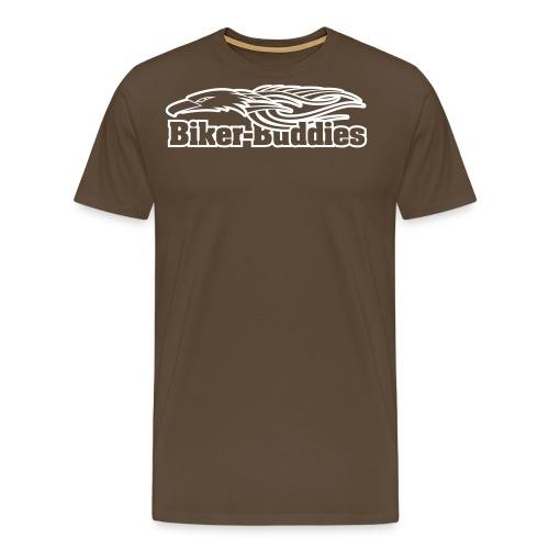 bbadler strich - Männer Premium T-Shirt