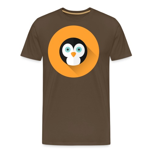 manchot png - T-shirt Premium Homme