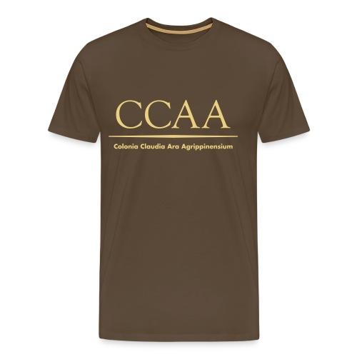 CCAA (Köln, Latein) - Männer Premium T-Shirt