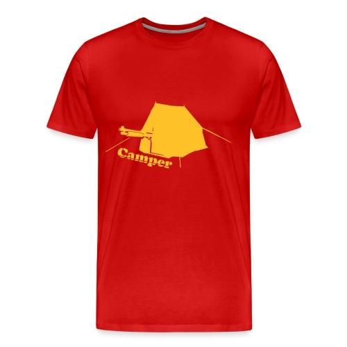 Camper v1 - Men's Premium T-Shirt