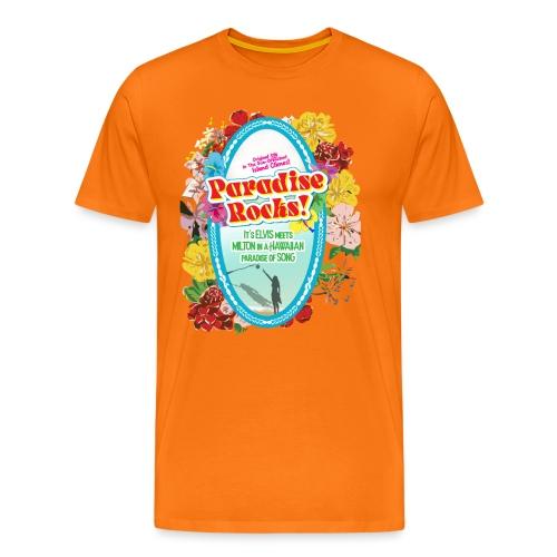 Paradise Rocks! - Men's Premium T-Shirt