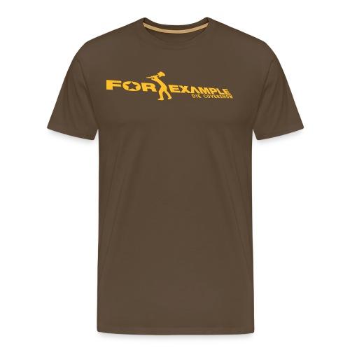 forexample - Männer Premium T-Shirt
