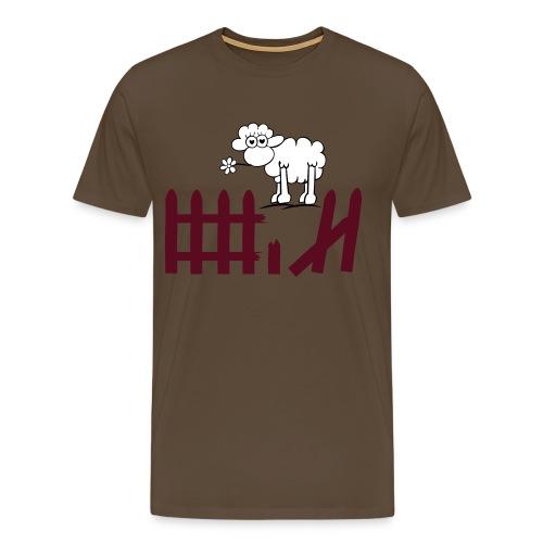freund_garten - Männer Premium T-Shirt