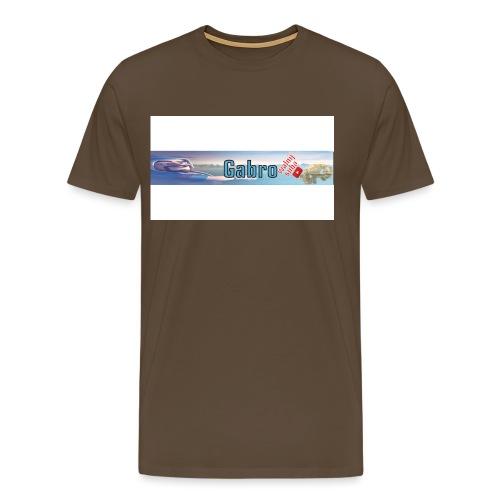Gabrox - Koszulka męska Premium