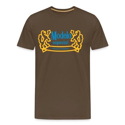 modelo shirt - Männer Premium T-Shirt