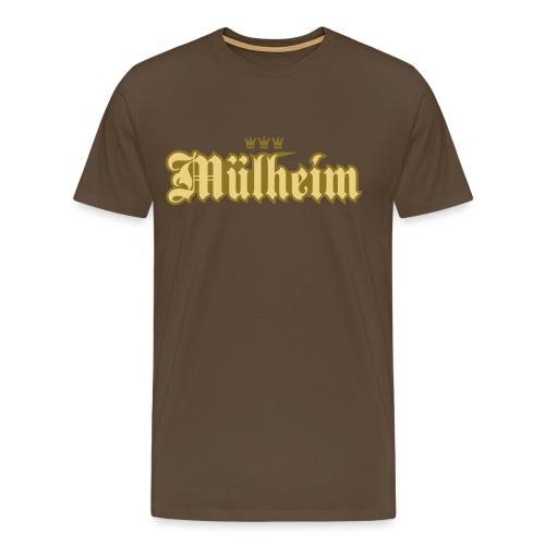 Mülheim (kölsches Veedel) - Männer Premium T-Shirt