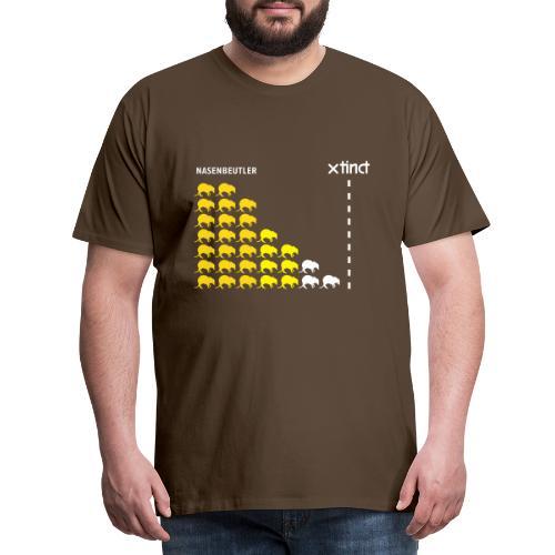 Nasenbeutler - Männer Premium T-Shirt