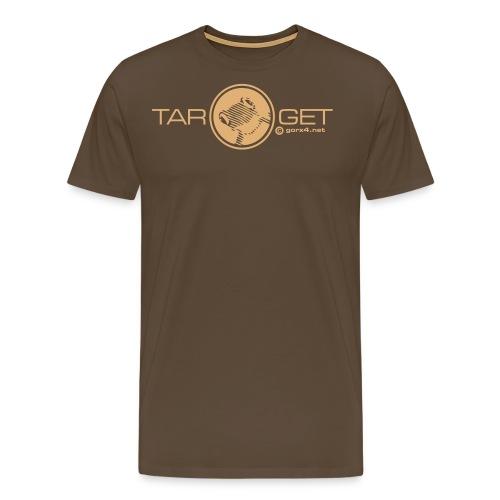 target frog gorx - Männer Premium T-Shirt