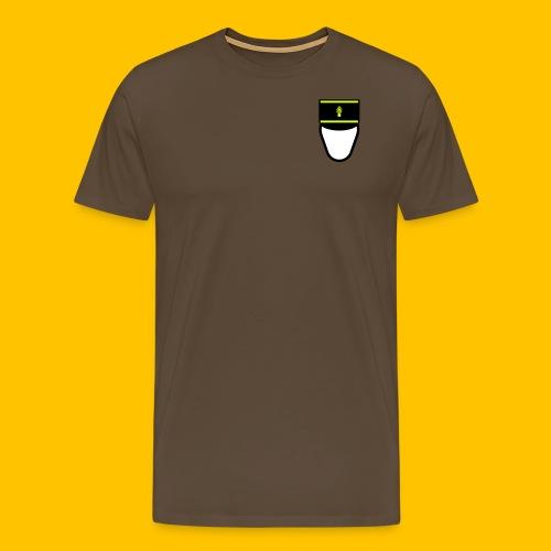 Gilet Sécurité - G.M. - Képi - T-shirt Premium Homme