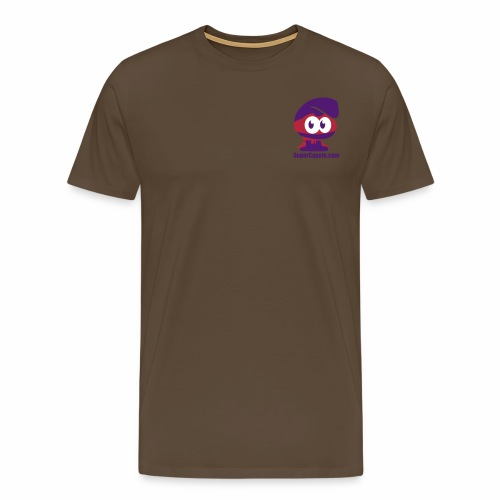Supercapote - T-shirt Premium Homme