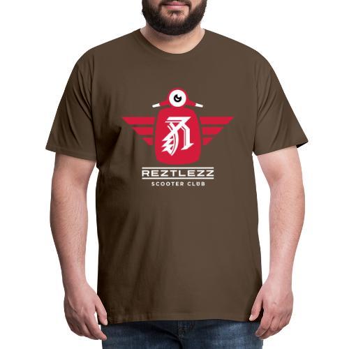 Rëztlëzz G.m.b.H. - Premium T-skjorte for menn