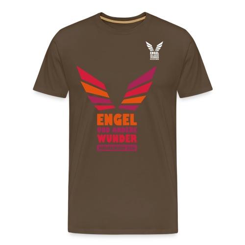 t-shirt-einfarbig - Männer Premium T-Shirt