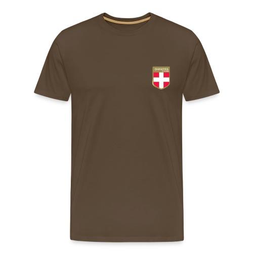 chipattes interieur plein - T-shirt Premium Homme