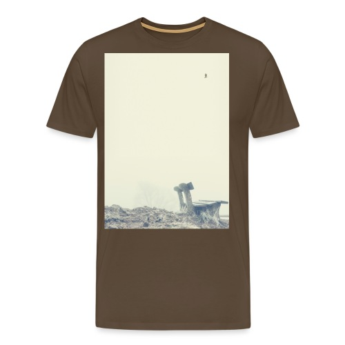 SolitudeThree - Men's Premium T-Shirt
