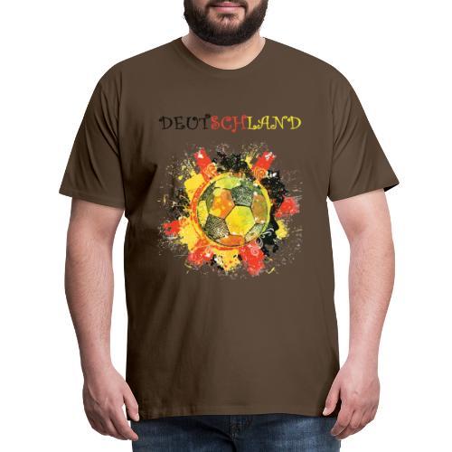deutschland fanshirt 2018 - Männer Premium T-Shirt
