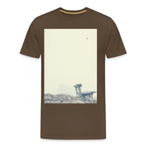 SolitudeThree - Men's Premium T-Shirt