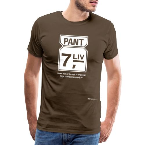 Pant 7 liv - Premium T-skjorte for menn