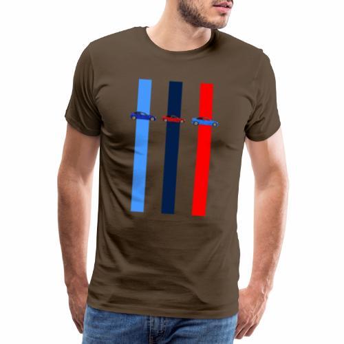 E36 Tricolor - Männer Premium T-Shirt