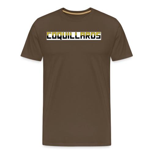 Coquillards - Männer Premium T-Shirt
