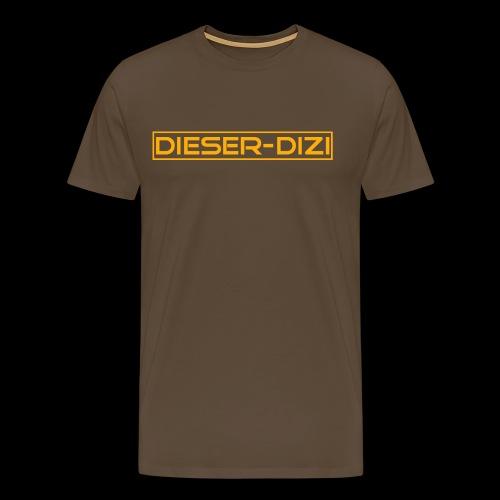 DieserDizi Design - Männer Premium T-Shirt