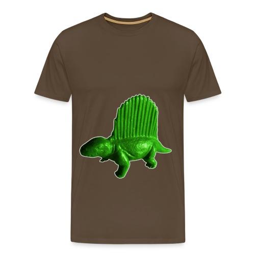 VEYM-dimetrodon-GRÜN - Männer Premium T-Shirt