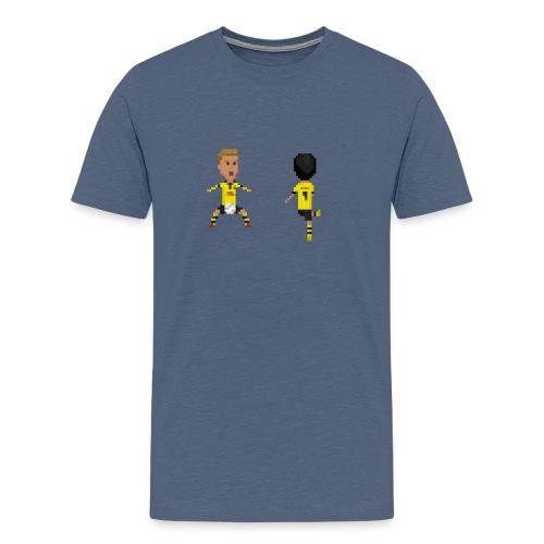 A miss shot - Men's Premium T-Shirt