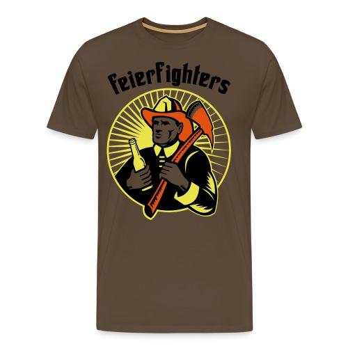 feierfighters - Männer Premium T-Shirt