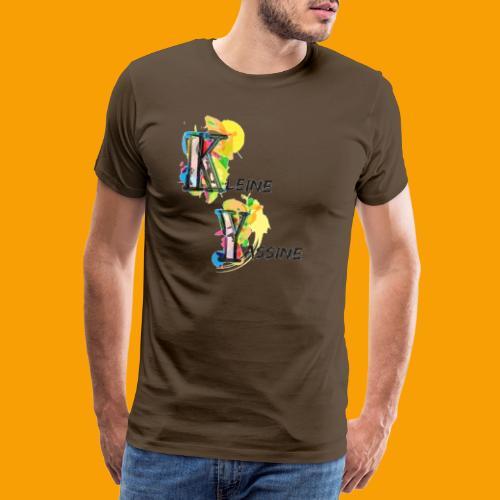 Kleine Yassine Special - Mannen Premium T-shirt