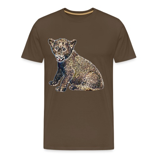 Lil Lion - Men's Premium T-Shirt