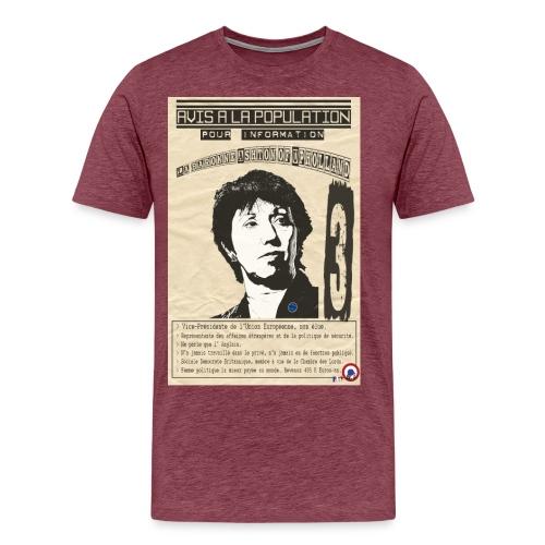 lady catheryne ashton - T-shirt Premium Homme