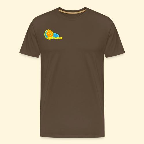 FISTILAND en couleur - T-shirt Premium Homme