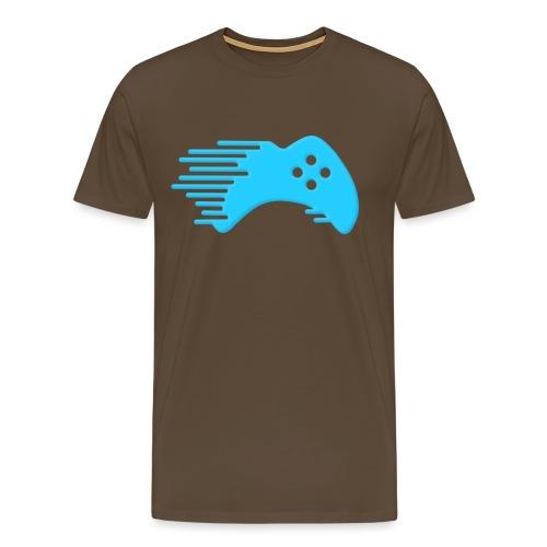 logo fdgb - Mannen Premium T-shirt