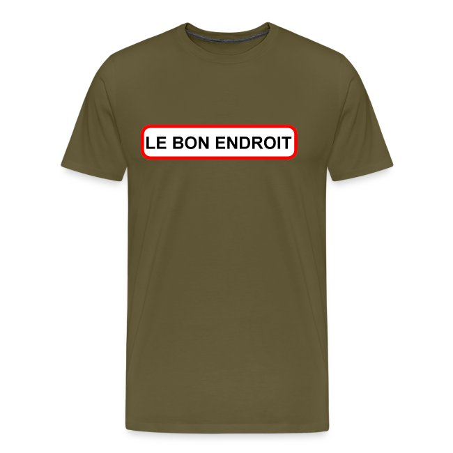 Le Bon Endroit