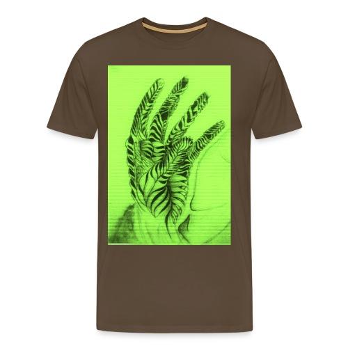 Reach to your heart - Men's Premium T-Shirt