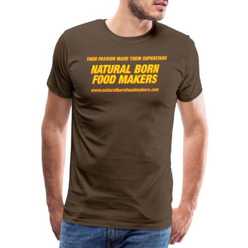 """Micky & Mallory - Superstars"" - Männer Premium T-Shirt"