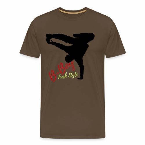 B BOY Fresh Style - Männer Premium T-Shirt