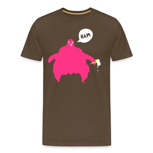 Ham - Mannen Premium T-shirt