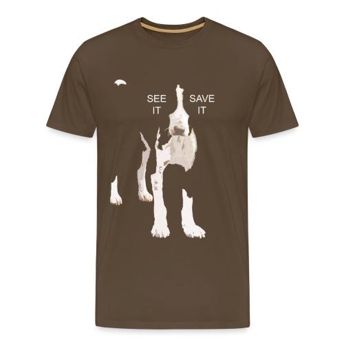Voir - Enregistrez - T-shirt Premium Homme