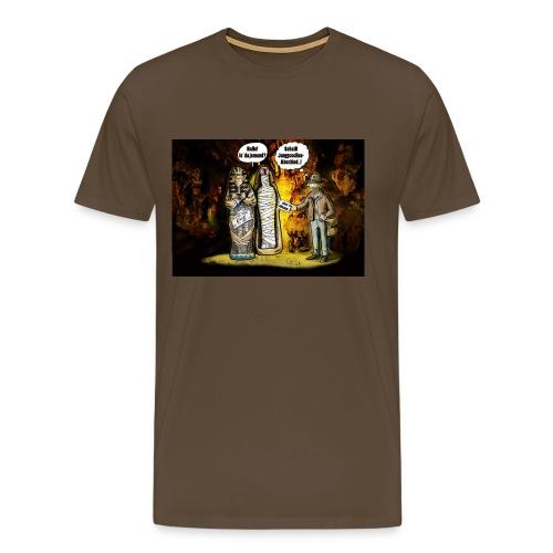Indianer-Jones - Männer Premium T-Shirt