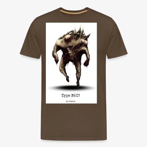 N6C1 - Männer Premium T-Shirt