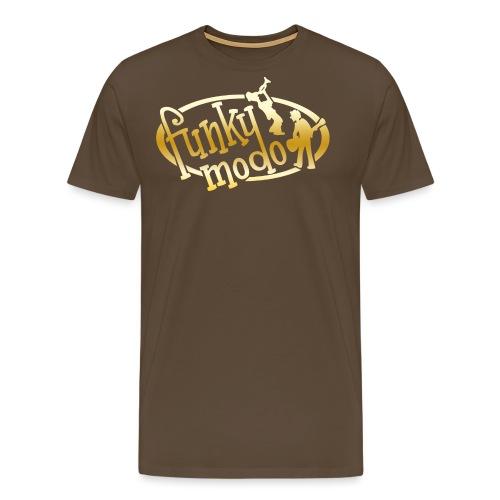 funkymodo shiny - Männer Premium T-Shirt