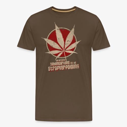 nebenwirkung - Männer Premium T-Shirt