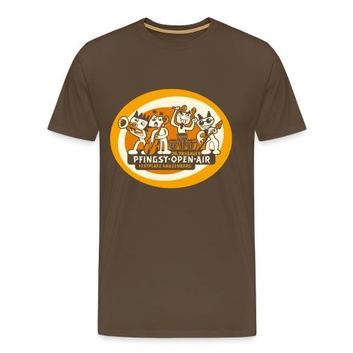 poa2007dark - Männer Premium T-Shirt
