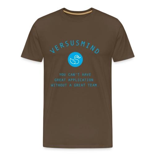 tshirt png - T-shirt Premium Homme